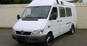 minibus 2002